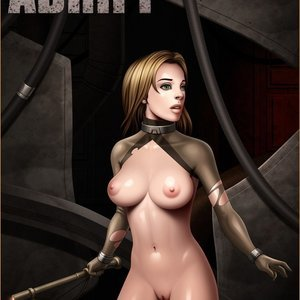Naked Earth Adrift Porn book