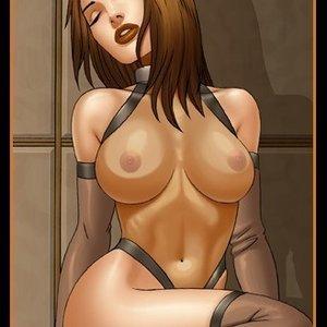 Naked Earth Shadow Side 2 Hot Comics
