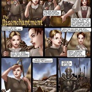 The Disenchantment New Porn Comics