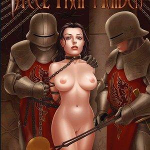 The Steel Trap Maiden Porn book
