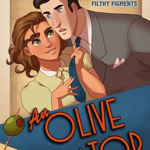 An Olive on Top Filthy Figments Comics