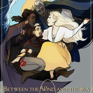 Between the Wind and Sea Filthy Figments Comics