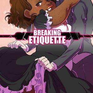 Breaking Etiquette (Filthy Figments Comics) thumbnail