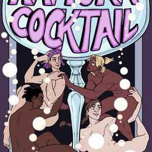 Kamora Cocktail Cover Filthy Figments Comics