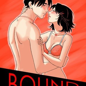 Little Red Threads – Bound XOXOX (Filthy Figments Comics) thumbnail