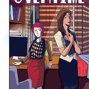 Overtime – Issue 1 Filthy Figments Comics