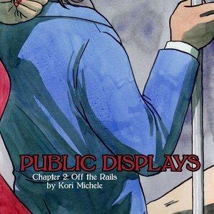 Public Displays – Issue 2 (Filthy Figments Comics) thumbnail