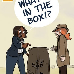 Whats in the Box Filthy Figments Comics