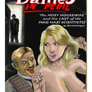 Dames in Peril Fredric Wertham Comics