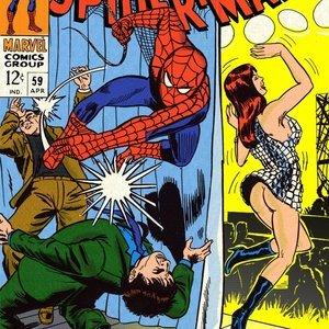 The Amazing Spider-Man Fredric Wertham Comics