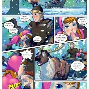 Frozen Parody 1 – Elsa Sex Frozen Parody Comics