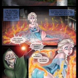 Frozen Parody 4 Frozen Parody Comics