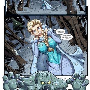 Frozen Parody 7 – Saviors Hard Dick Frozen Parody Comics