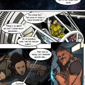 Fuckit - Alx Comics A Complete Guide to Wookie Sex - Issue 1 gallery image-002