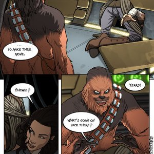 Fuckit - Alx Comics A Complete Guide to Wookie Sex - Issue 1 gallery image-003
