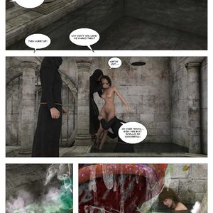 G9MP Comics Filthy Fantasy X - Another Sin gallery image-028