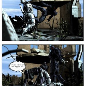 Shadow Rangers - Issue 6 image 118