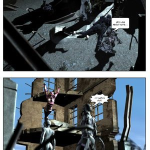 Shadow Rangers - Issue 6 image 121