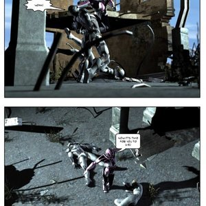 Shadow Rangers - Issue 6 image 123