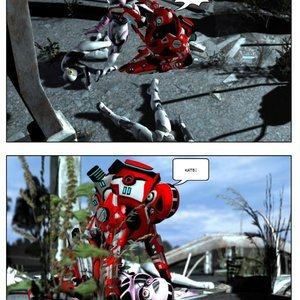 Shadow Rangers - Issue 6 image 124
