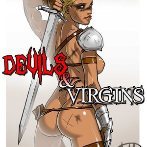 Devils and Virgins Ganassa Comics