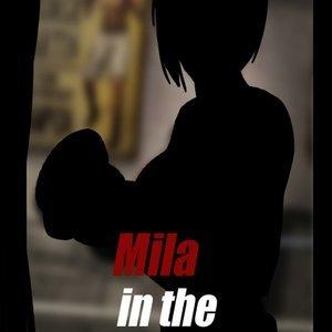 Mila in the Shower Ganassa Comics