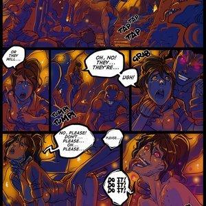 Ganassa Comics Transruption The Fall gallery image-004