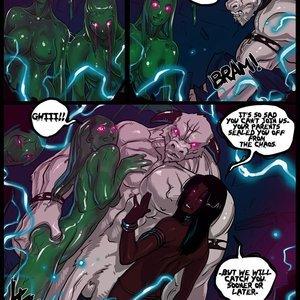 Ganassa Comics Transruption The Fall gallery image-015
