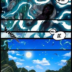 Ganassa Comics Transruption The Fall gallery image-016