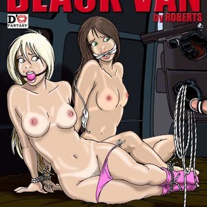 Black Van 1 Hot Comics