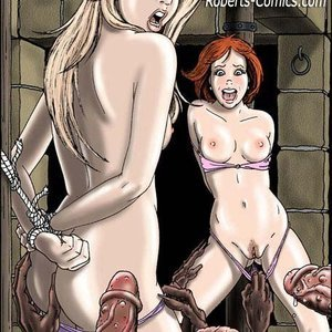 Buffy in hell Sexy Comics