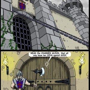 Witch hunt XXX comics