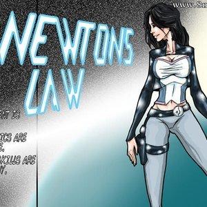 Newtons Law Genex Comics