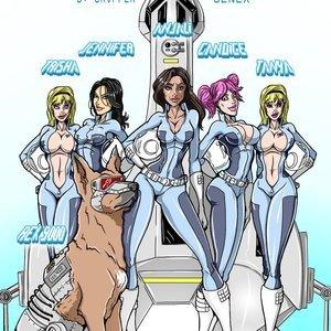 Sexplorers 6 (Genex Comics) thumbnail