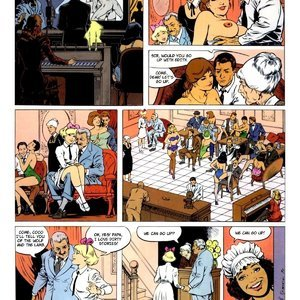 Georges Levis Comics Coco - Issue 2 gallery image-004