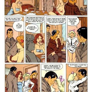 Georges Levis Comics Coco - Issue 2 gallery image-007