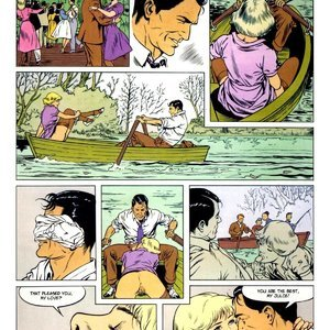 Georges Levis Comics Coco - Issue 2 gallery image-010