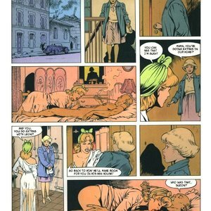 Georges Levis Comics Coco - Issue 2 gallery image-011