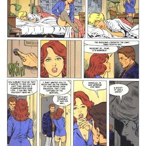 Georges Levis Comics Coco - Issue 2 gallery image-012