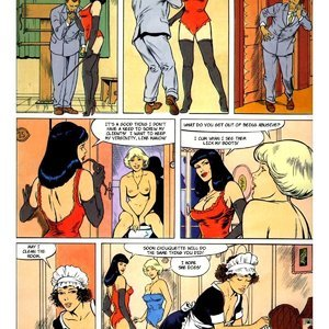 Georges Levis Comics Coco - Issue 2 gallery image-016