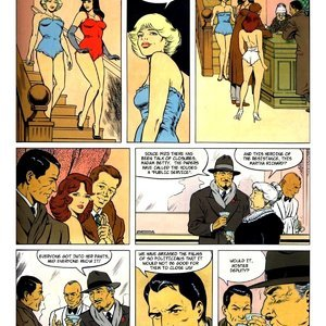 Georges Levis Comics Coco - Issue 2 gallery image-017