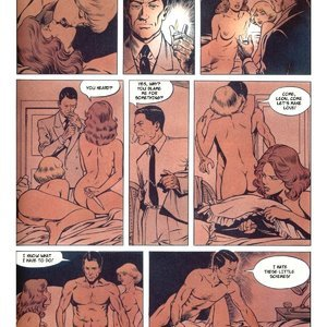 Georges Levis Comics Coco - Issue 2 gallery image-021