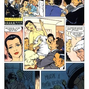Georges Levis Comics Coco - Issue 2 gallery image-037
