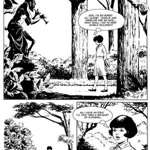 Georges Levis Comics The Exemplary Little Girls gallery image-014