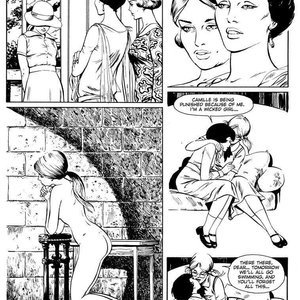 Georges Levis Comics The Exemplary Little Girls gallery image-024