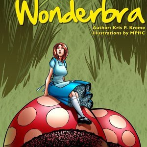 Alison Wonderbra Giantess Club Comics