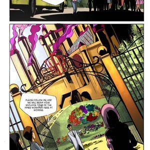 Giantess Club Comics Alison Wonderbra gallery image-006