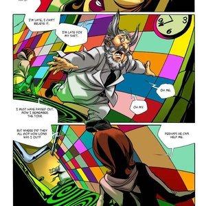 Giantess Club Comics Alison Wonderbra gallery image-008