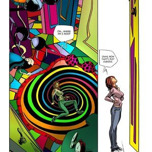Giantess Club Comics Alison Wonderbra gallery image-011