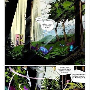 Giantess Club Comics Alison Wonderbra gallery image-015